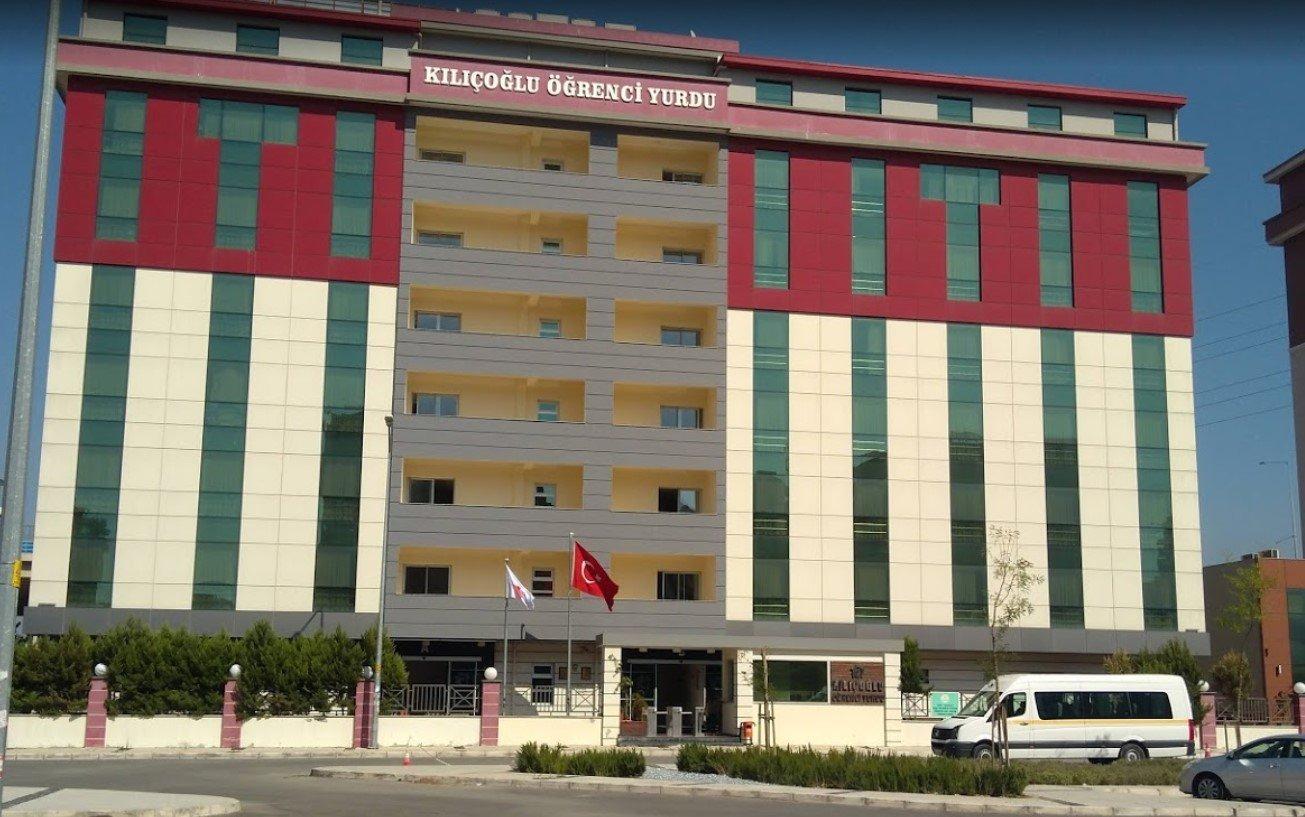 Bornova Kılıçoğlu Öğrenci Yurdu